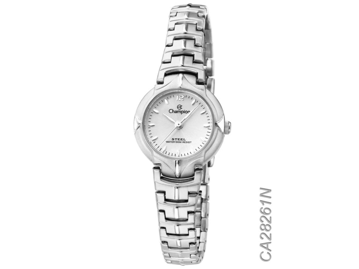 Relógio de Pulso GLAMOUR CA28261N - Champion Relógios