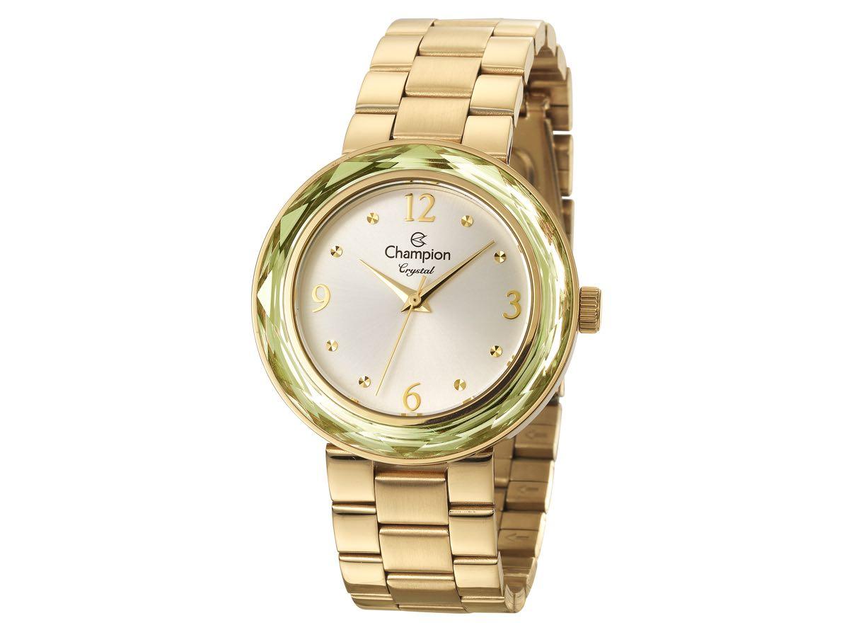 Relógio de Pulso CRYSTAL CN27134H - Champion Relógios