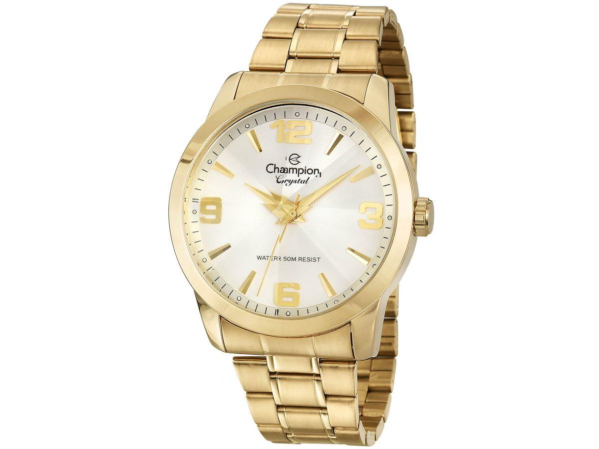 Relógio de Pulso CRYSTAL CN27170H - Champion Relógios