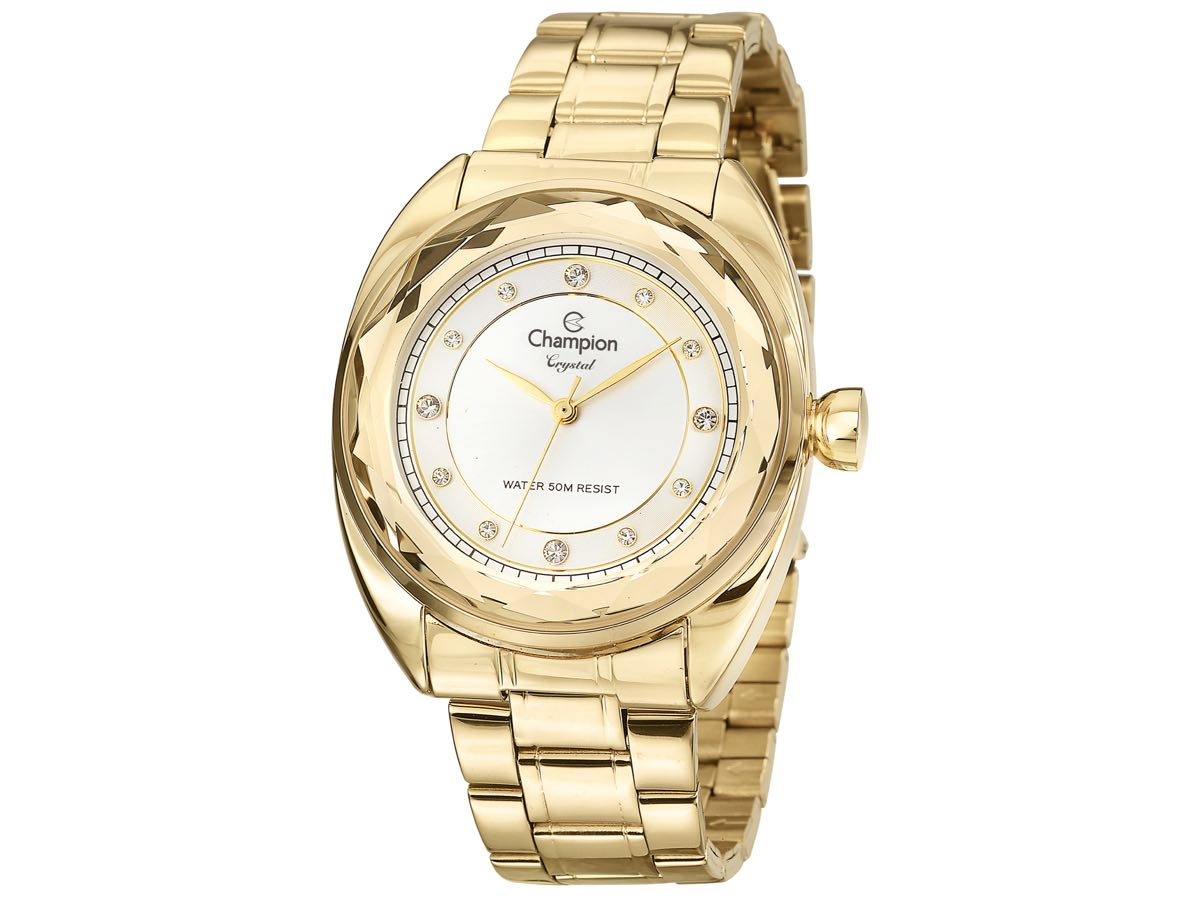 Relógio de Pulso CRYSTAL CN27189H - Champion Relógios