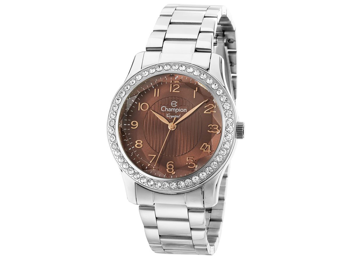 Relógio de Pulso CRYSTAL CN27205O - Champion Relógios