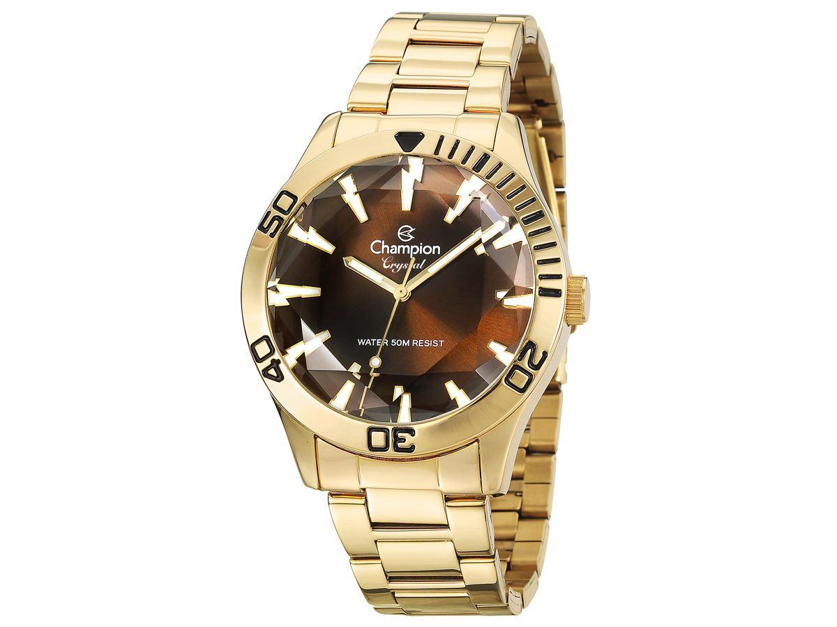Relógio de Pulso CRYSTAL CN27214X - Champion Relógios