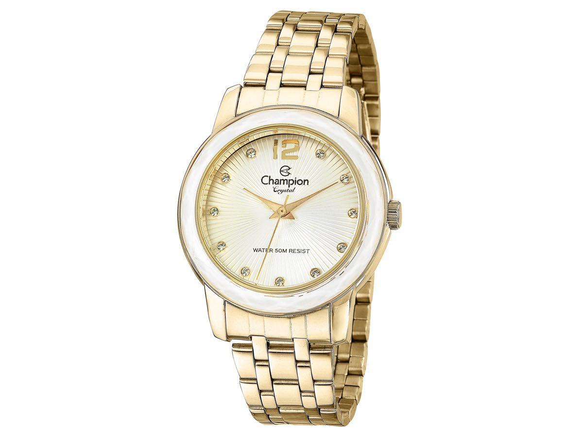 Relógio de Pulso CRYSTAL CN27223H - Champion Relógios