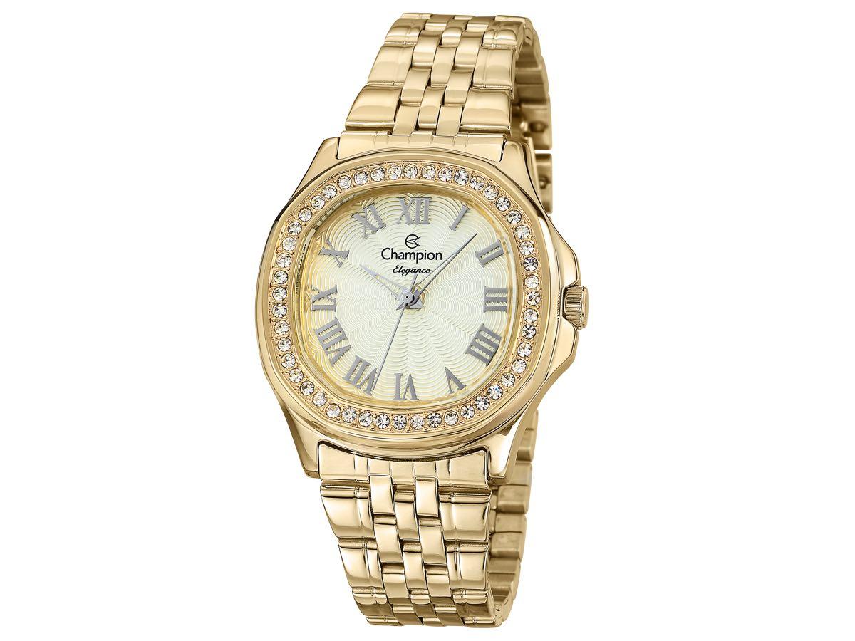 Relógio de Pulso ELEGANCE CN27330G - Champion Relógios