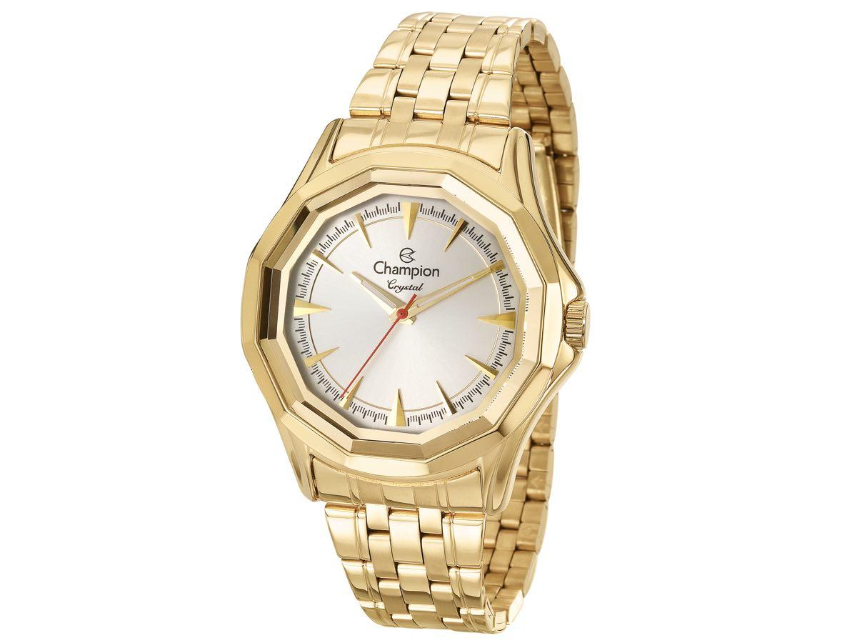 Relógio de Pulso CRYSTAL CN27394H - Champion Relógios