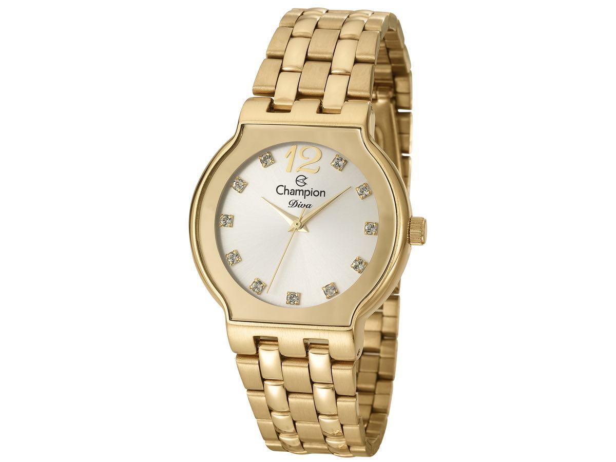 Relógio de Pulso DIVA CN27401H - Champion Relógios