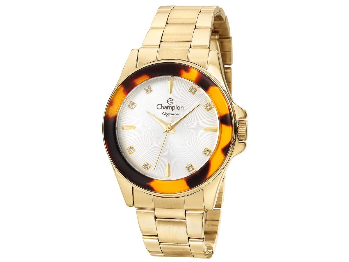 Relógio de Pulso ELEGANCE CN27456H - Champion Relógios