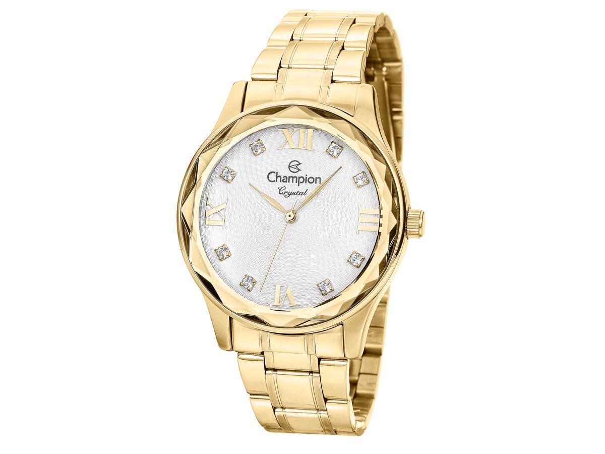 Relógio de Pulso CRYSTAL CN27465H - Champion Relógios