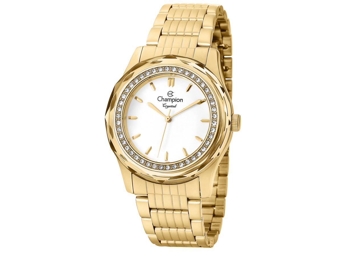 Relógio de Pulso CRYSTAL CN27474H - Champion Relógios