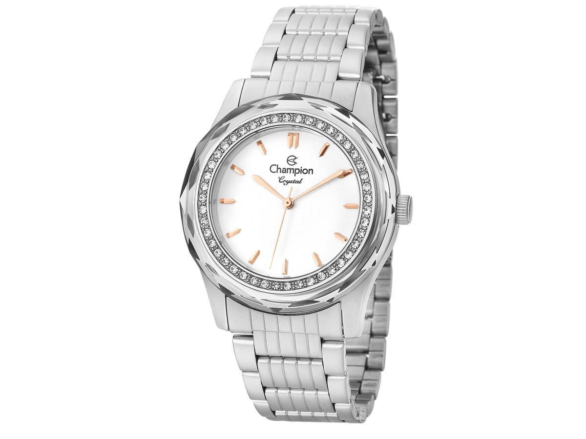 Relógio de Pulso CRYSTAL CN27474Q - Champion Relógios