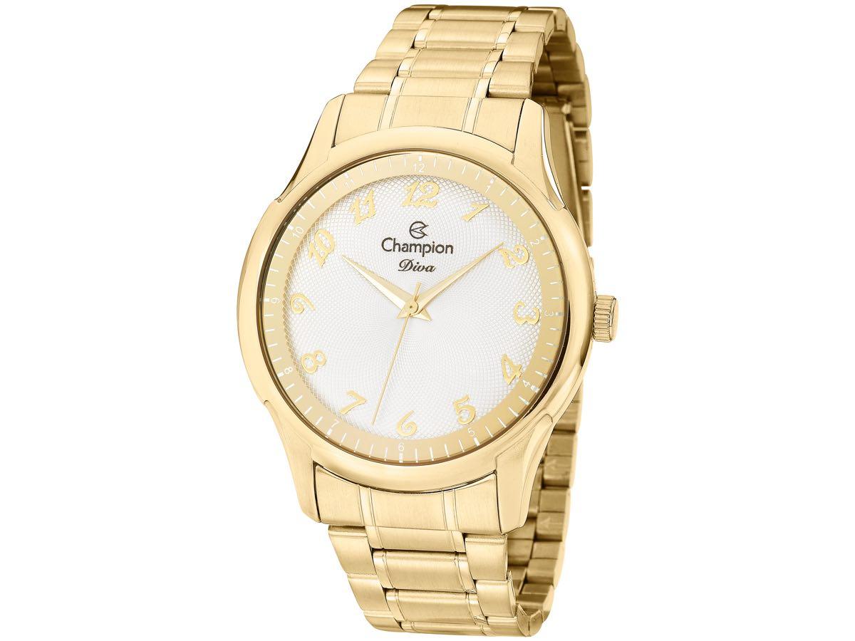 Relógio de Pulso DIVA CN27625H - Champion Relógios