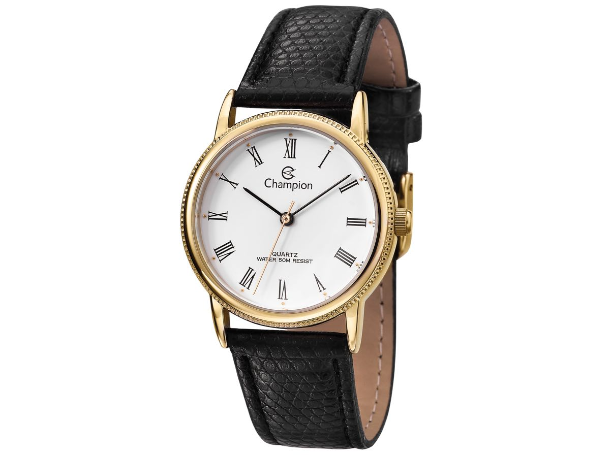 Relógio de Pulso GLAMOUR CN28017B - Champion Relógios