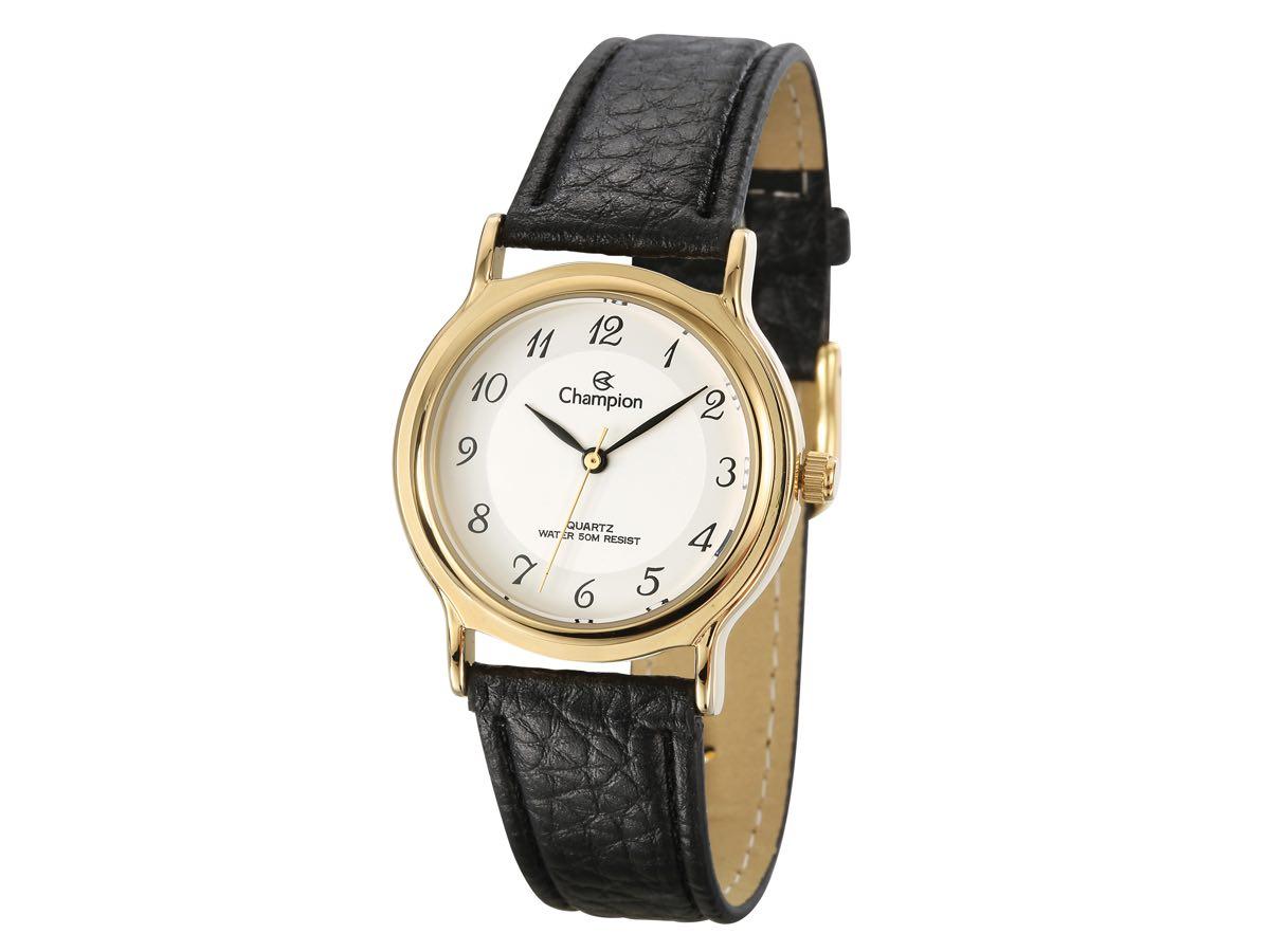 Relógio de Pulso GLAMOUR CN28026B - Champion Relógios