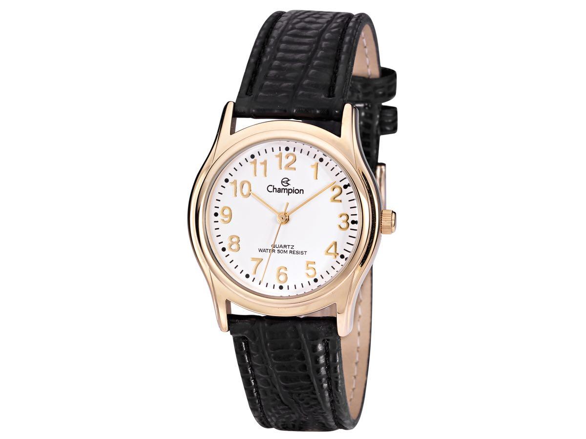 Relógio de Pulso GLAMOUR CN28071B - Champion Relógios