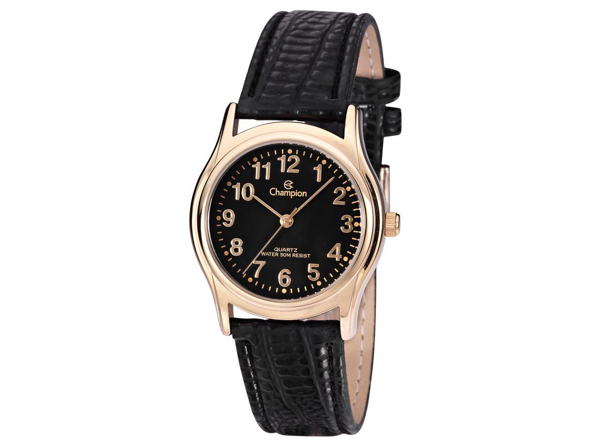 Relógio de Pulso GLAMOUR CN28071P - Champion Relógios