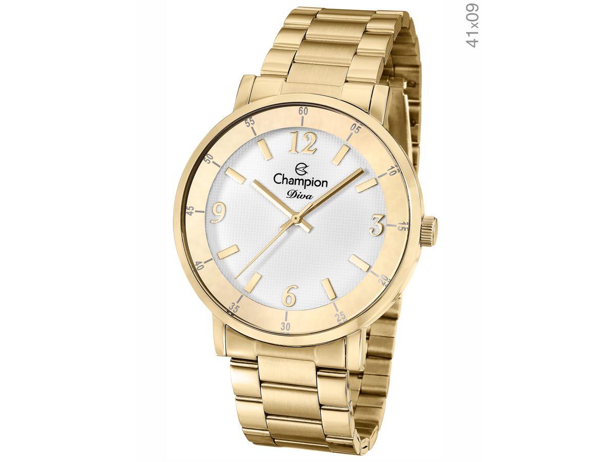 Relógio de Pulso DIVA CN29687H - Champion Relógios