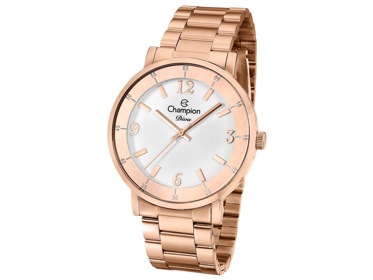 Relógio de Pulso DIVA CN29687Z - Champion Relógios