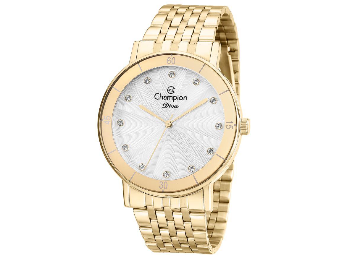 Relógio de Pulso DIVA CN29703H - Champion Relógios