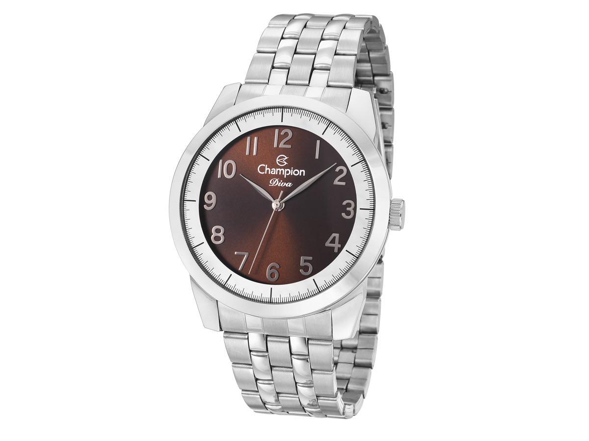 Relógio de Pulso DIVA CN29749R - Champion Relógios