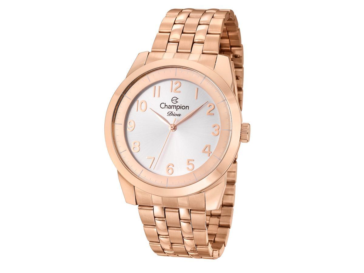 Relógio de Pulso DIVA CN29749Z - Champion Relógios