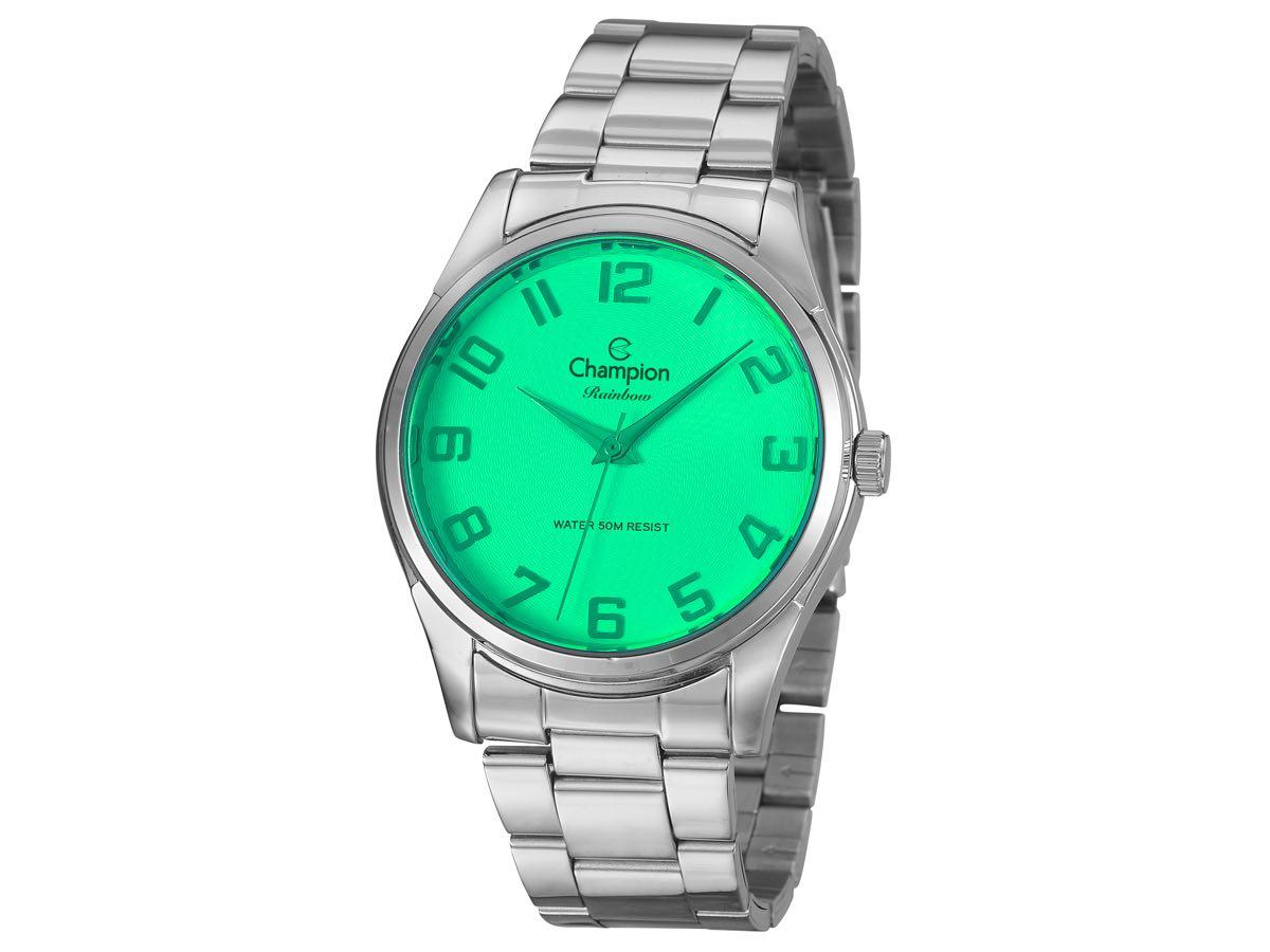 Relógio de Pulso RAINBOW CN29883G - Champion Relógios