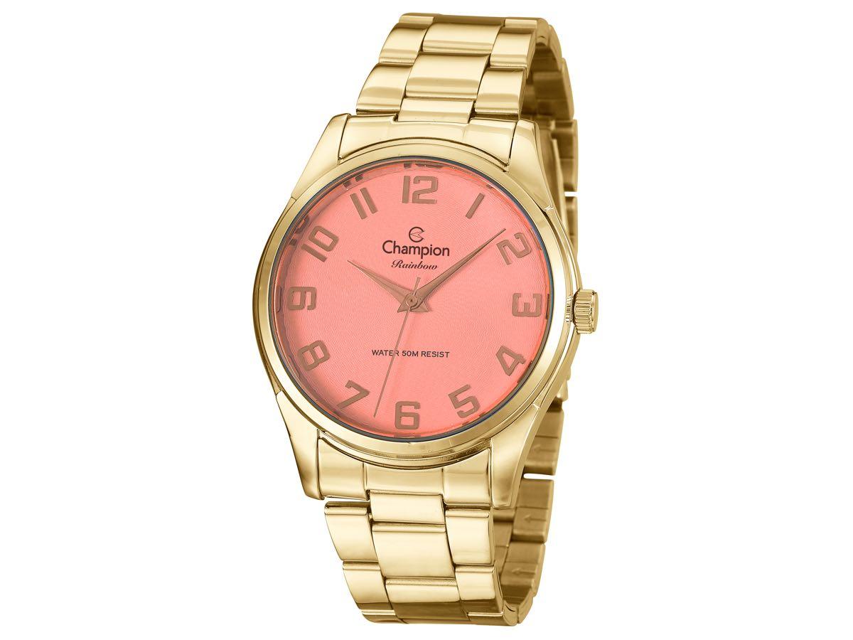 Relógio de Pulso RAINBOW CN29883K - Champion Relógios