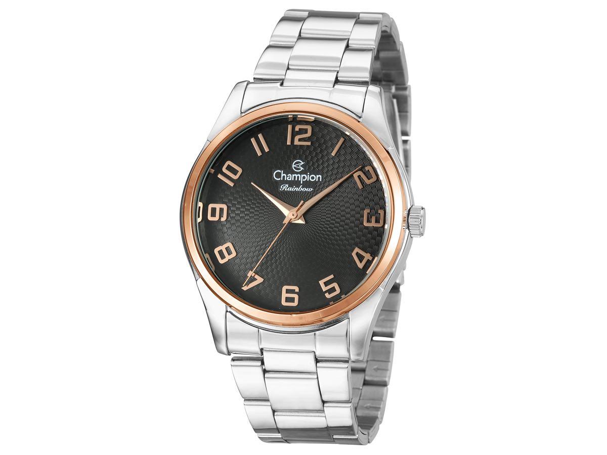 Relógio de Pulso RAINBOW CN29883P - Champion Relógios