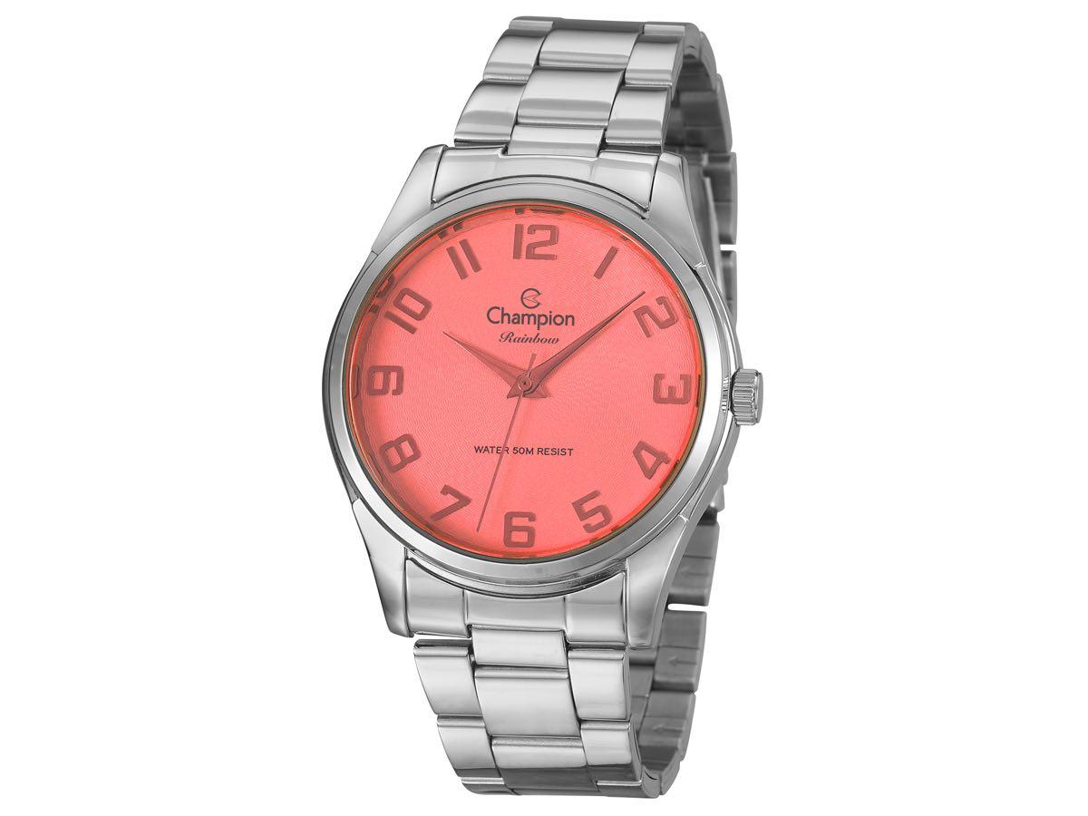 Relógio de Pulso RAINBOW CN29883V - Champion Relógios