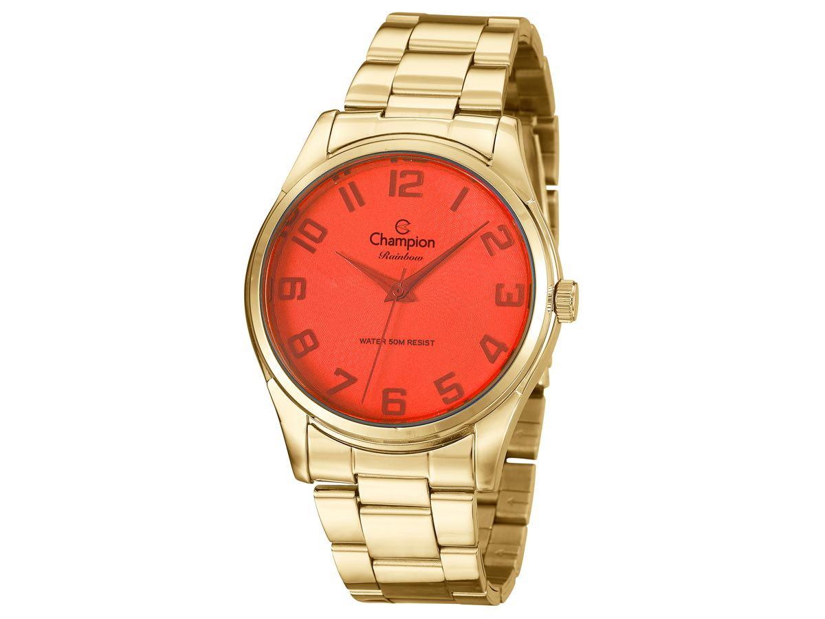 Relógio de Pulso RAINBOW CN29883W - Champion Relógios