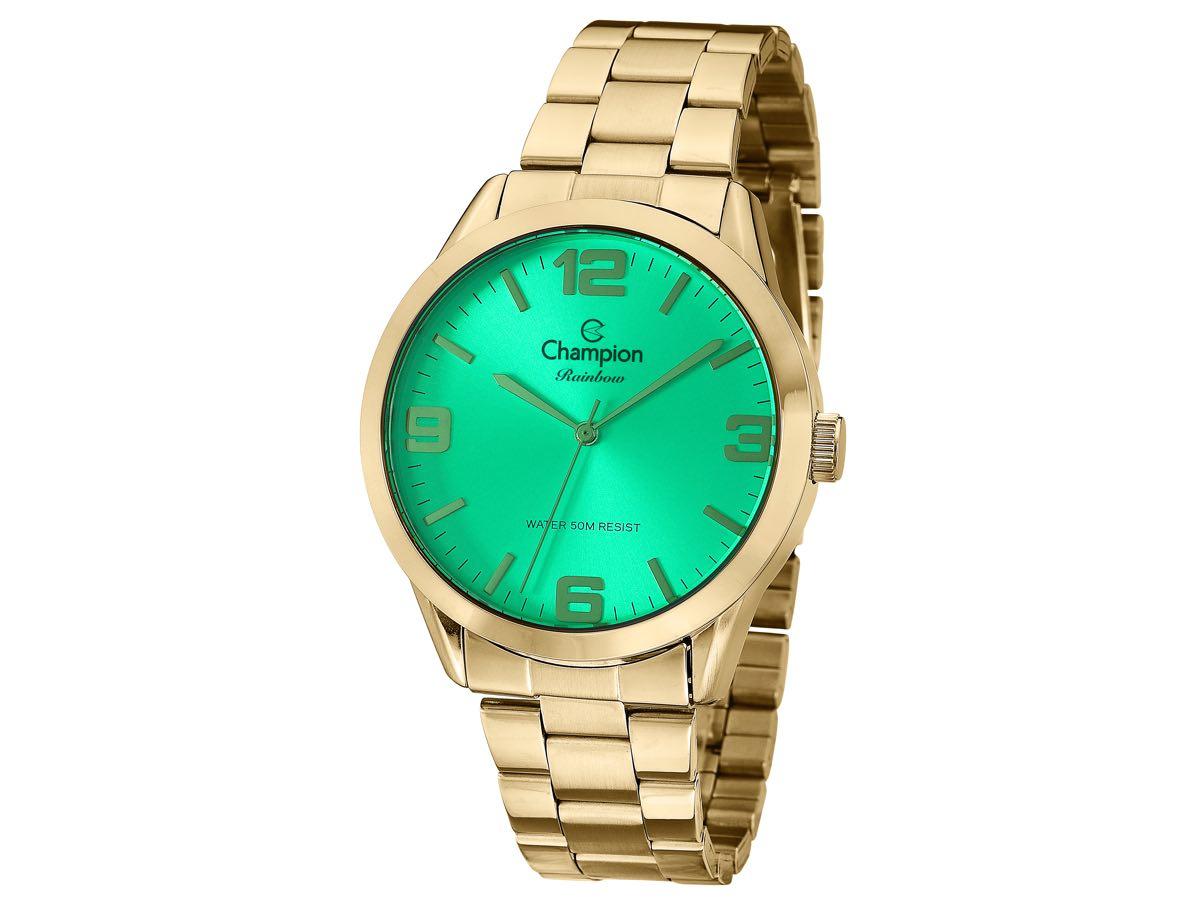 Relógio de Pulso RAINBOW CN29892D - Champion Relógios