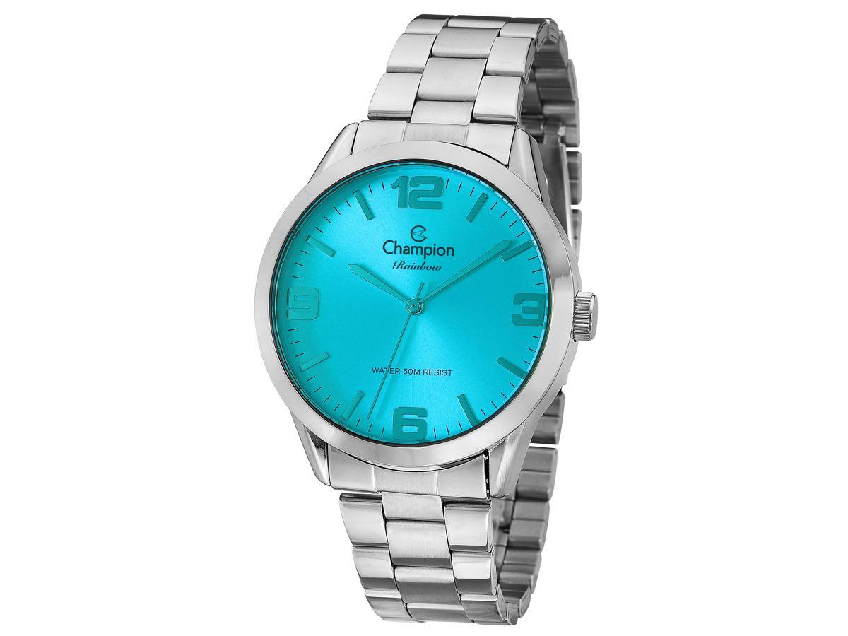 Relógio de Pulso RAINBOW CN29892F - Champion Relógios