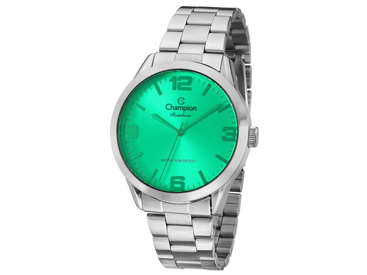 Relógio de Pulso RAINBOW CN29892G - Champion Relógios