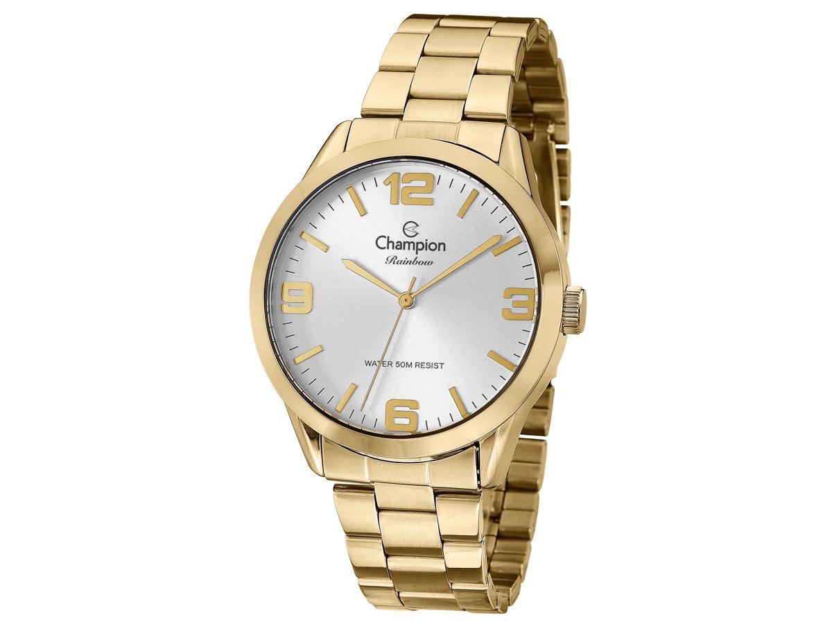 Relógio de Pulso RAINBOW CN29892M - Champion Relógios