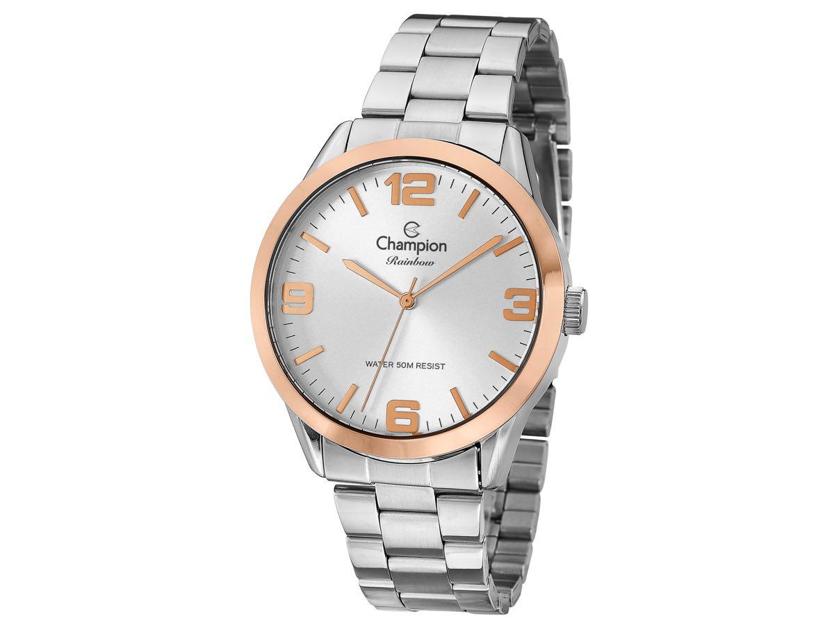 Relógio de Pulso RAINBOW CN29892S - Champion Relógios