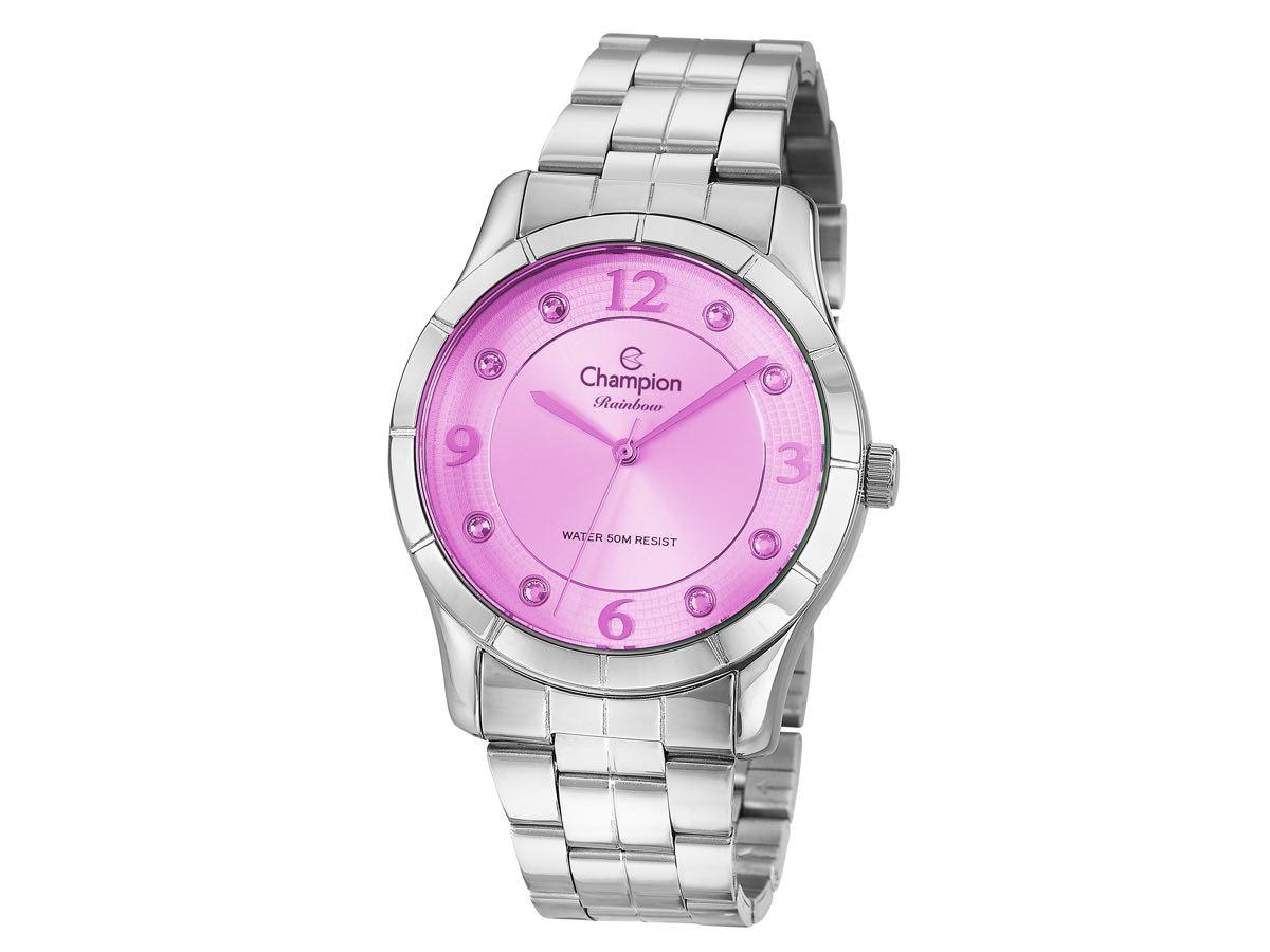 Relógio de Pulso RAINBOW CN29909K - Champion Relógios