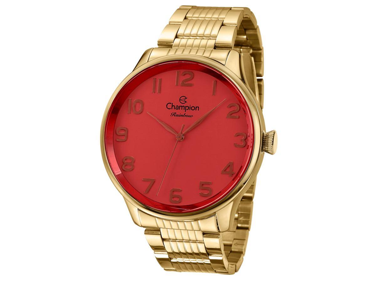 Relógio de Pulso RAINBOW CN29918C - Champion Relógios