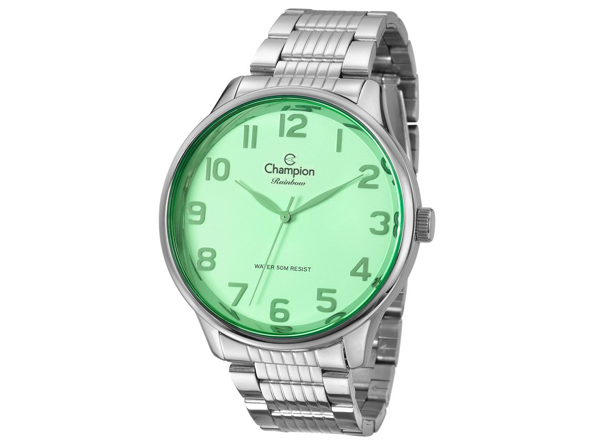 Relógio de Pulso RAINBOW CN29918G - Champion Relógios