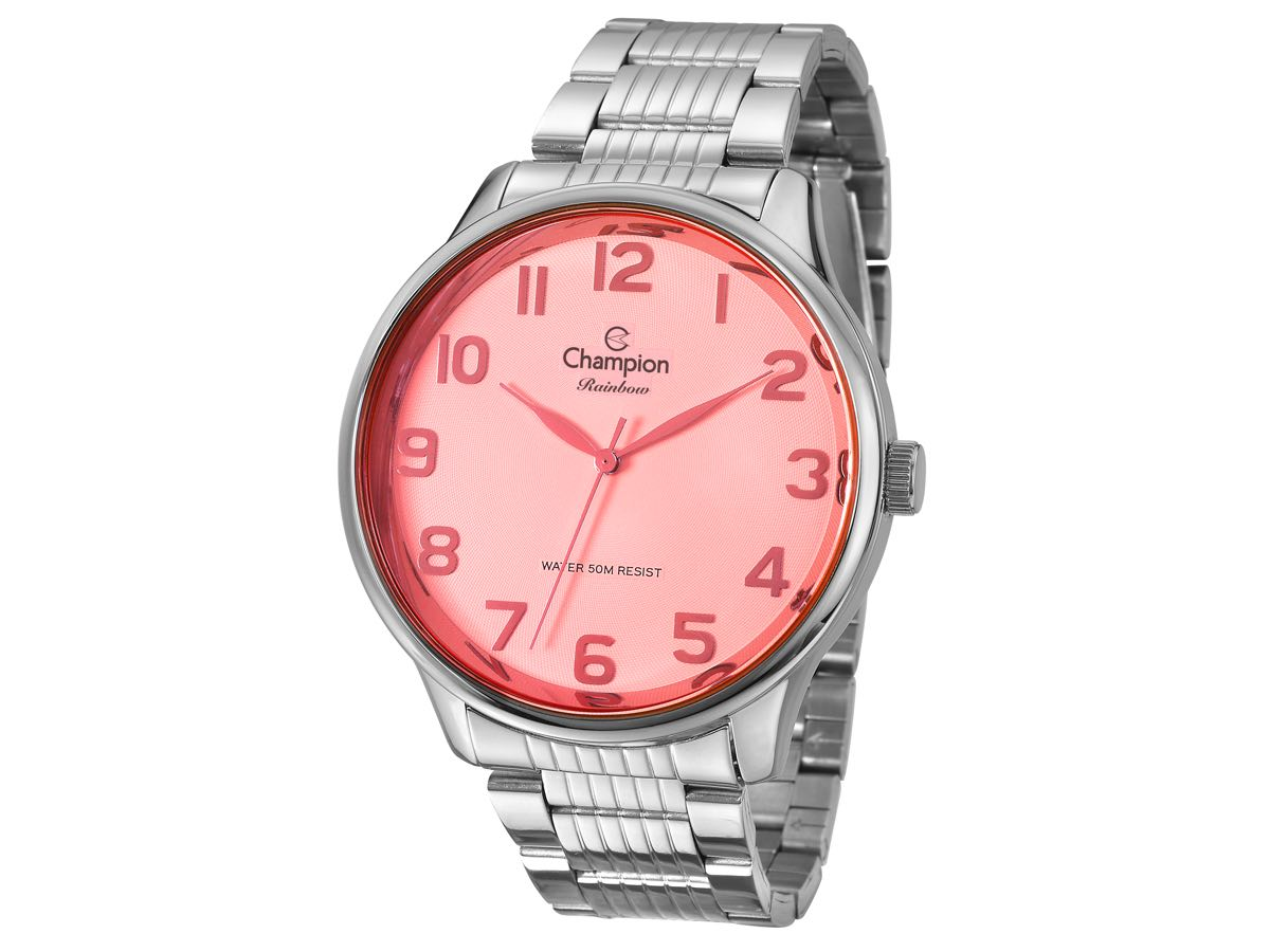 Relógio de Pulso RAINBOW CN29918V - Champion Relógios