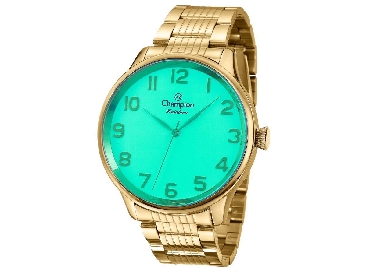 Relógio de Pulso RAINBOW CN29918Y - Champion Relógios