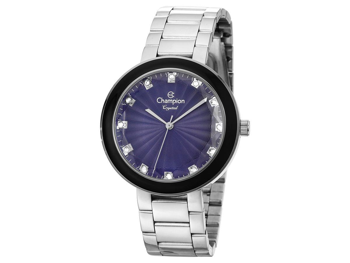 Relógio de Pulso CRYSTAL CN29972F - Champion Relógios