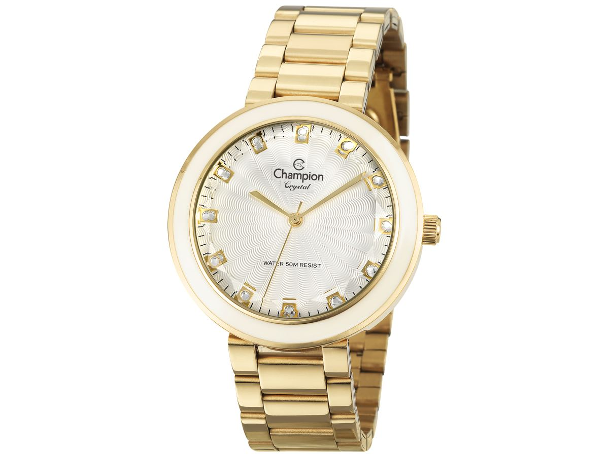 Relógio de Pulso CRYSTAL CN29972H - Champion Relógios