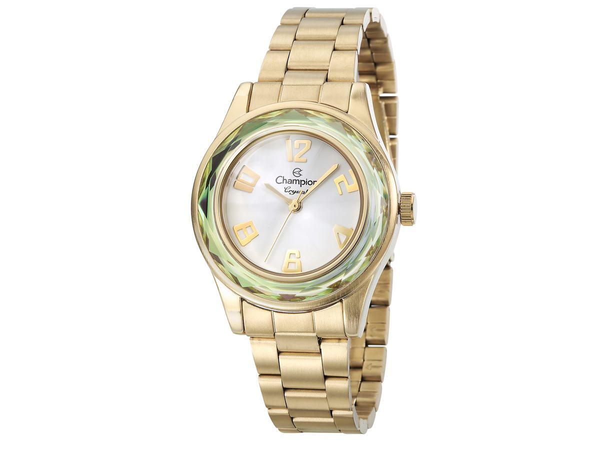 Relógio de Pulso CRYSTAL CN29990H - Champion Relógios