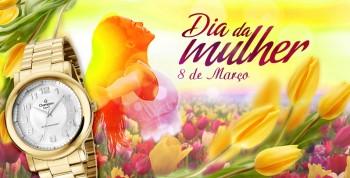 Dia 08 de Março - Dia Internacional da Mulher