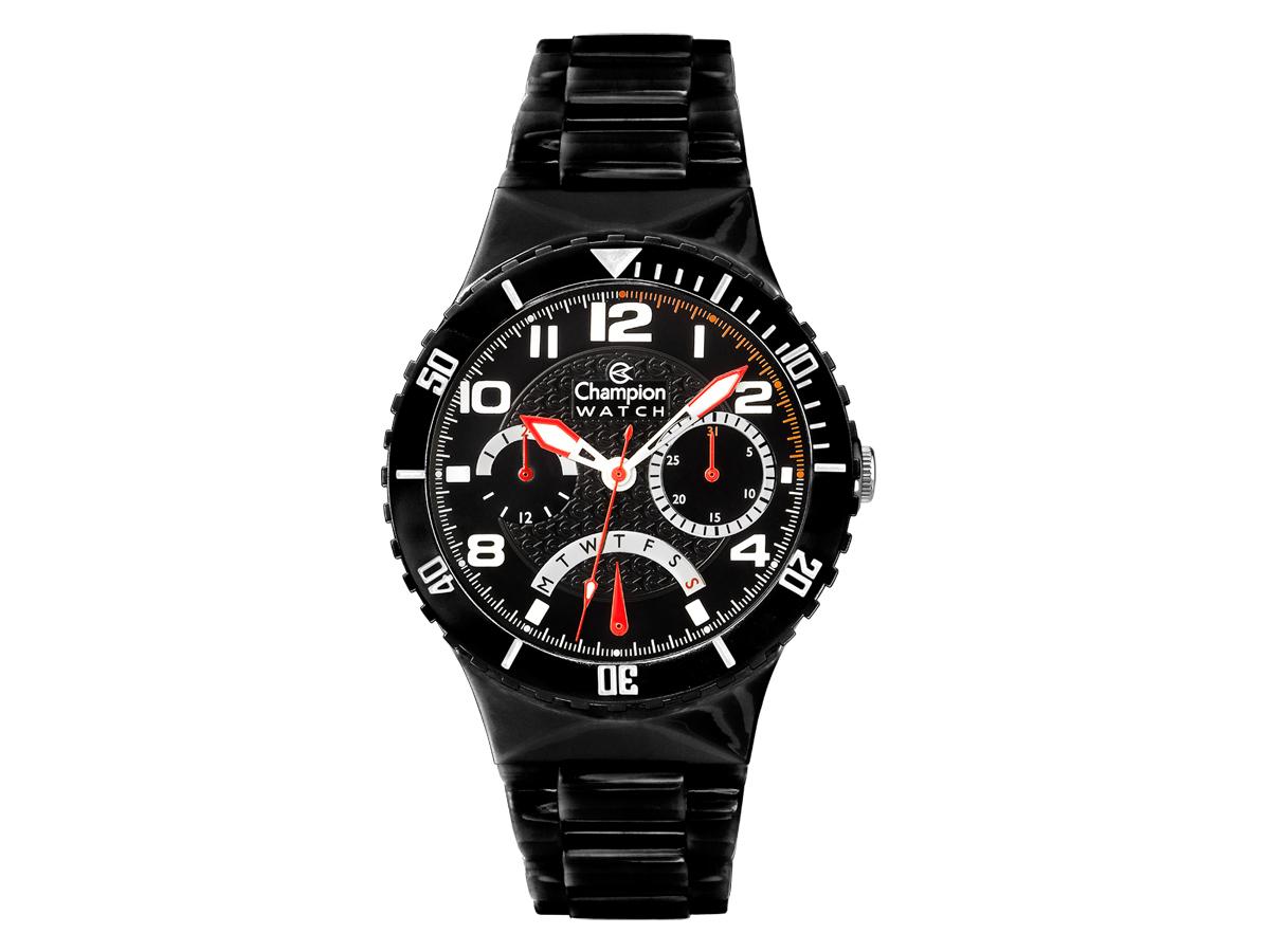 Relógio de Pulso TROCA-PULSEIRAS CP30217T - Champion Relógios