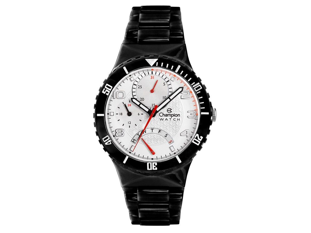 Relógio de Pulso TROCA-PULSEIRAS CP30208Q - Champion Relógios