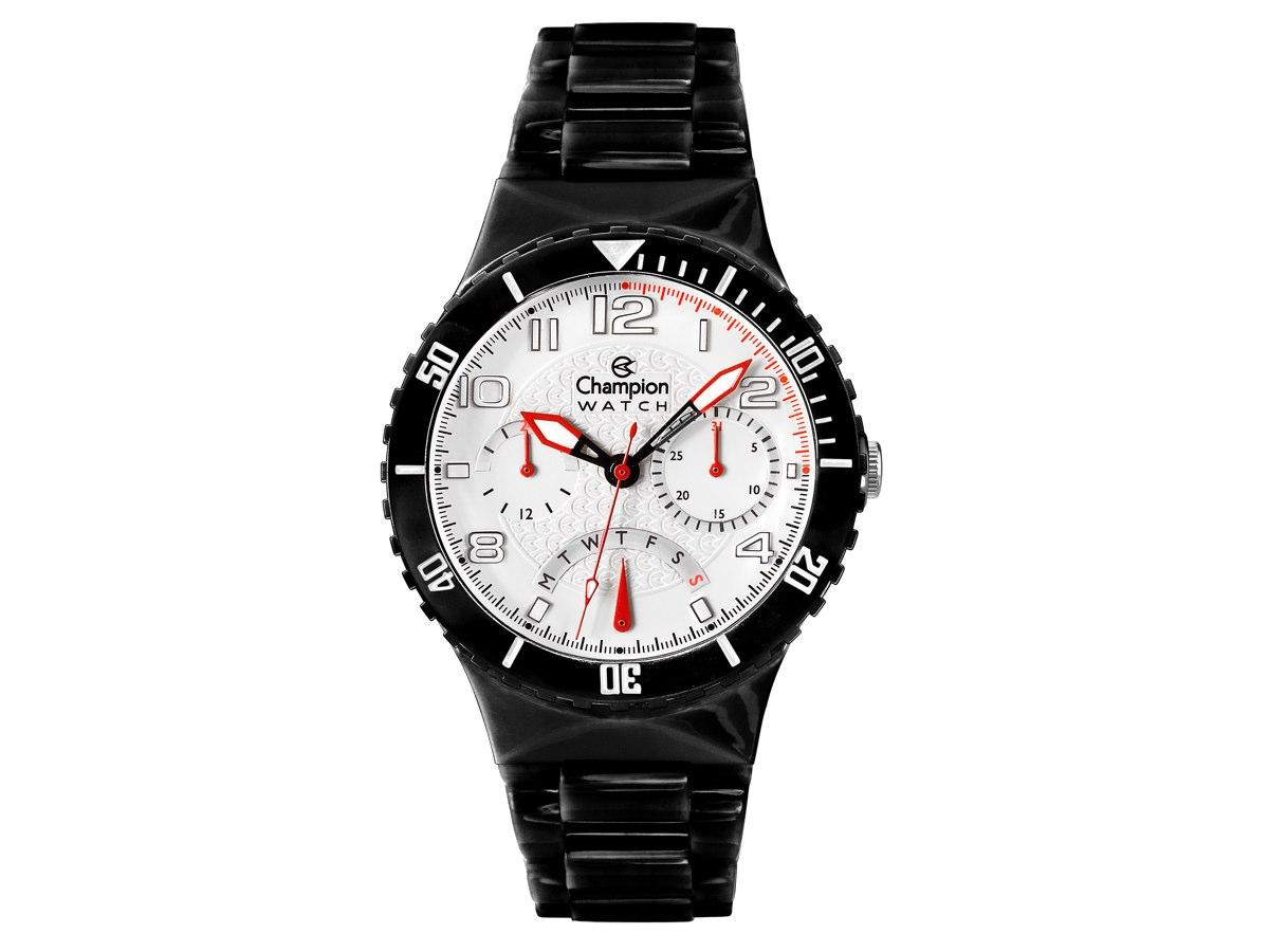 Relógio de Pulso TROCA-PULSEIRAS CP30217Q - Champion Relógios