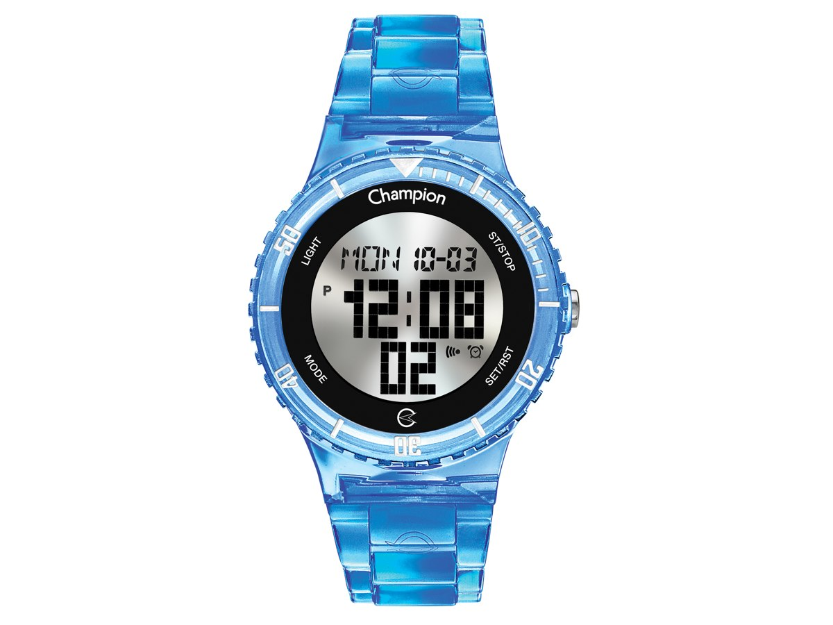 Relógio de Pulso TROCA-PULSEIRAS CP40171Q - Champion Relógios