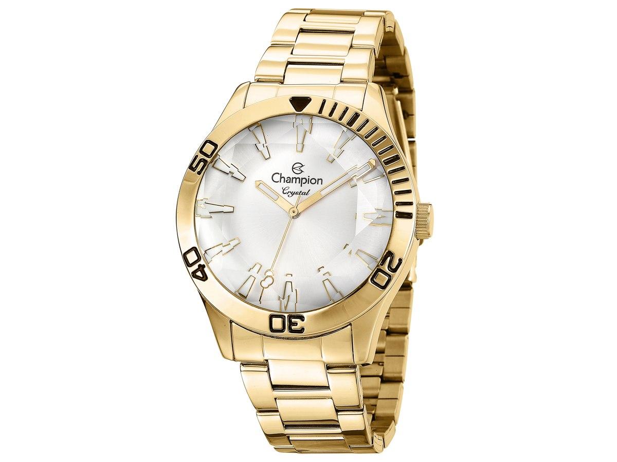 Relógio de Pulso CRYSTAL CN27214H - Champion Relógios