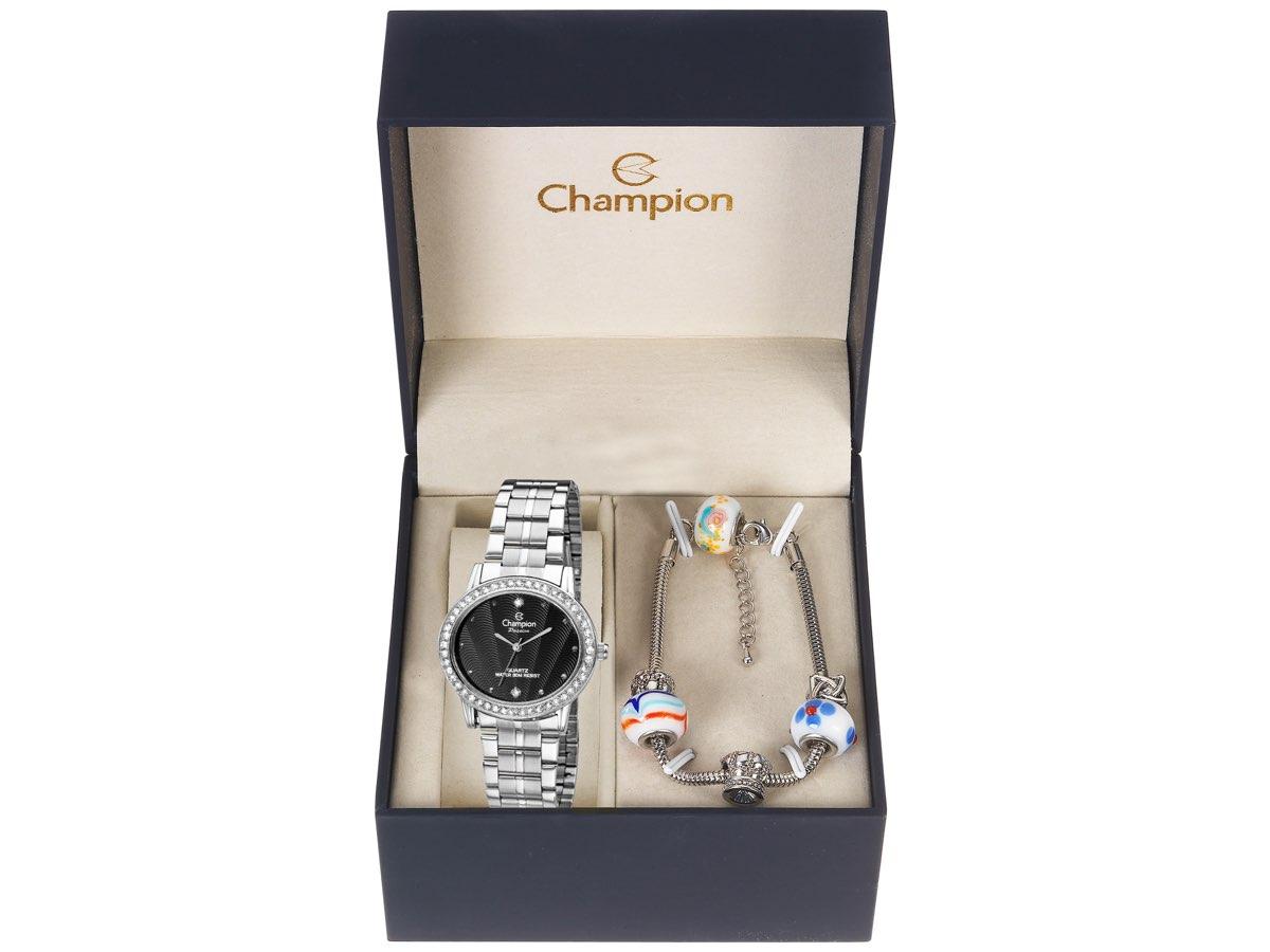 Relógio de Pulso KIT PRESENTES CH25712K - Champion Relógios