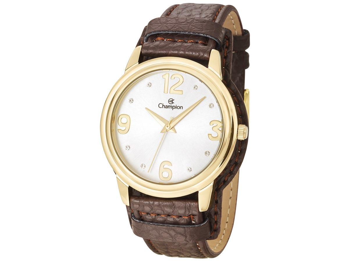 Relógio de Pulso GLAMOUR CN20159S - Champion Relógios